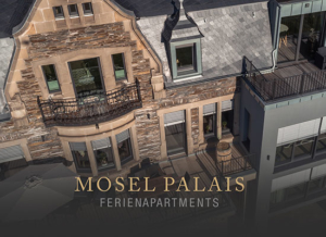 Mosel Palais - Ferienwohnung Ürzig